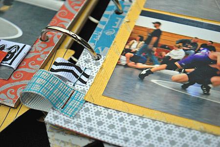 Wrestle page 1cu3
