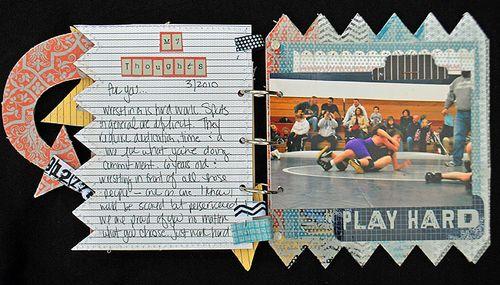 Wrestle page 2
