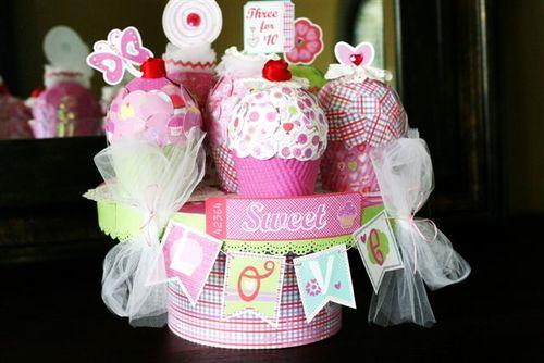 Greta Hammond Cupcakes