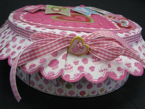 Cupcake Love Tin 3