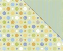 Baby Saurus paper Dino Dots