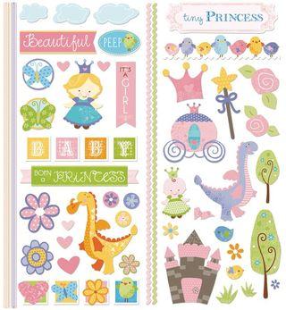 Tiny Princess Favorite Pieces
