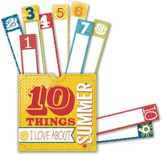 Sweet Summertime Ten Things Pocket
