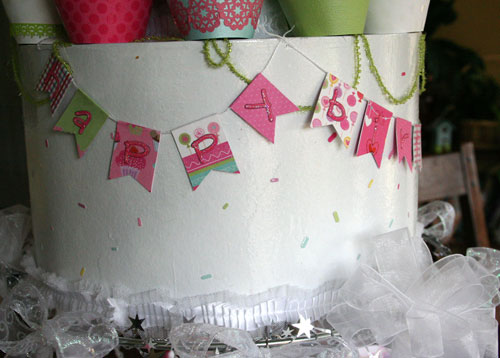 Cake-tiers