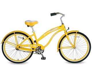 Little Yellow Bicycle for CHA