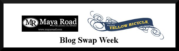 Maya Road LYB Blog Swap image