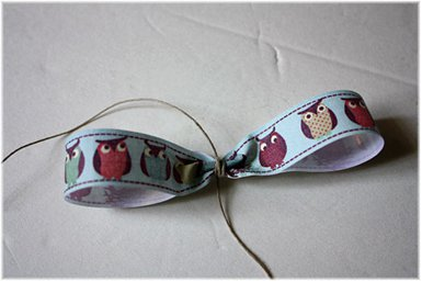 Bow Detail 2