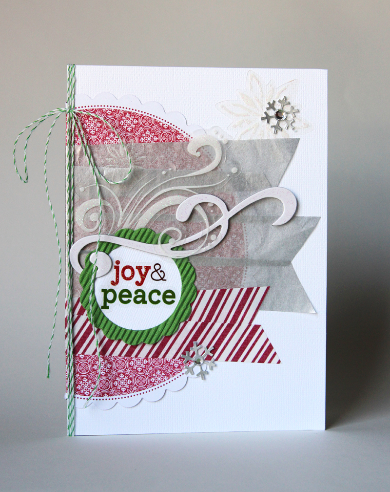 Joy and Peace CindyT-800