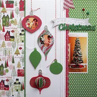 Celebrate Christmas CindyT-800
