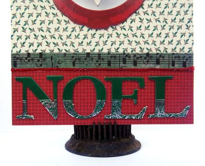 OUAC Ornament Card Noel