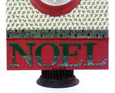 OUAC Ornament Card Noel