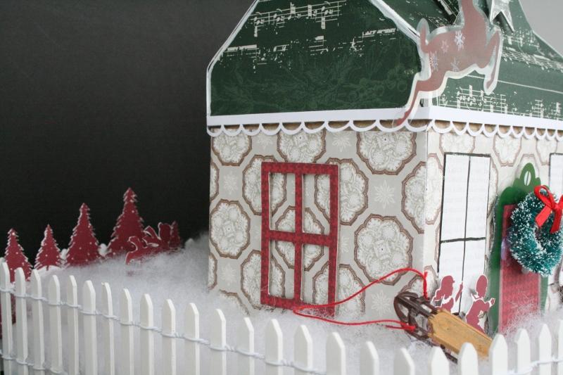 WendyAntenucci_Christmas Village_detail3