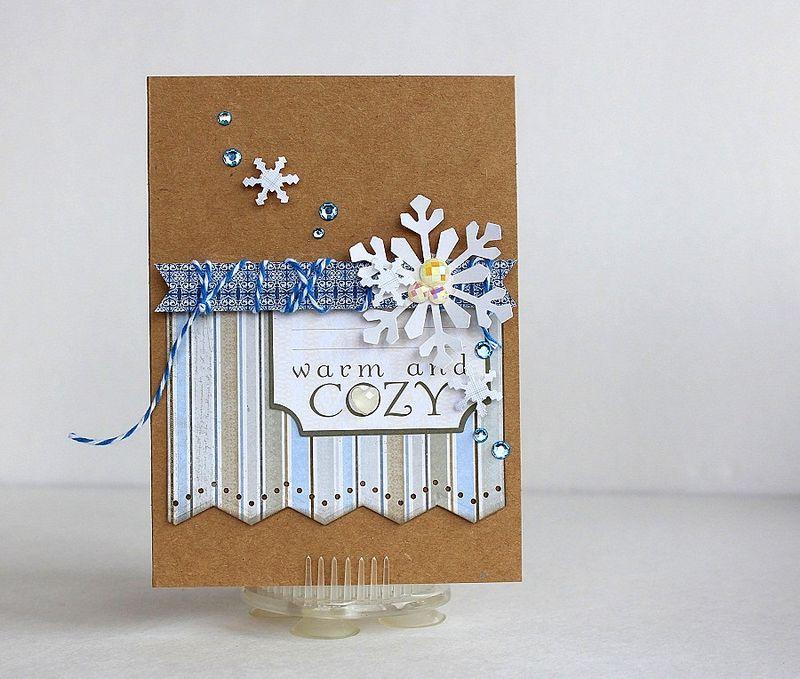 LYB -Card -Winterings -Sarah Webb