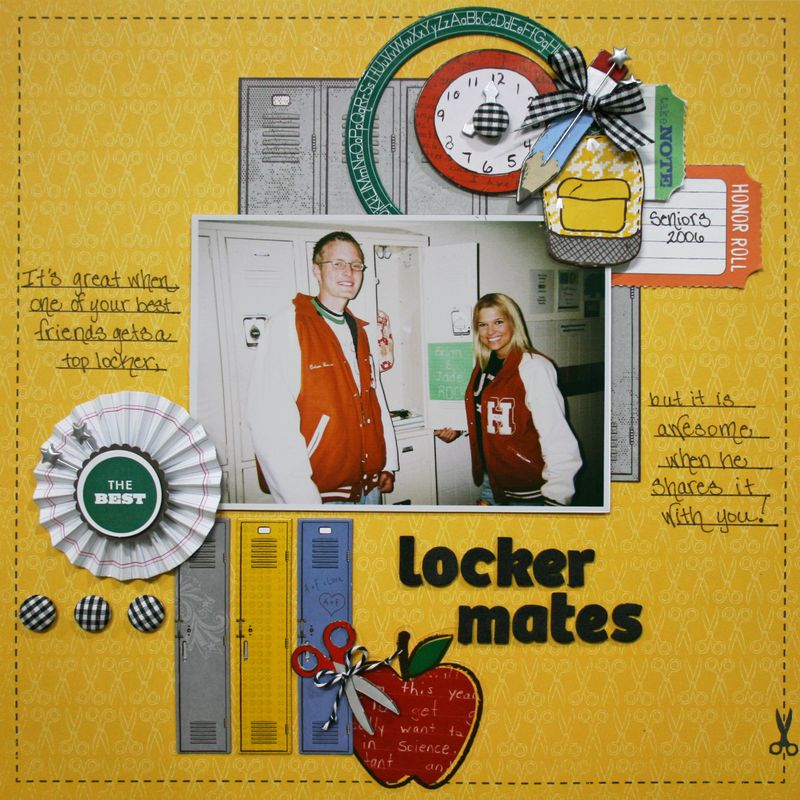 Locker Mates