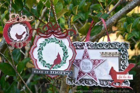 1 ornaments tree - Anderson