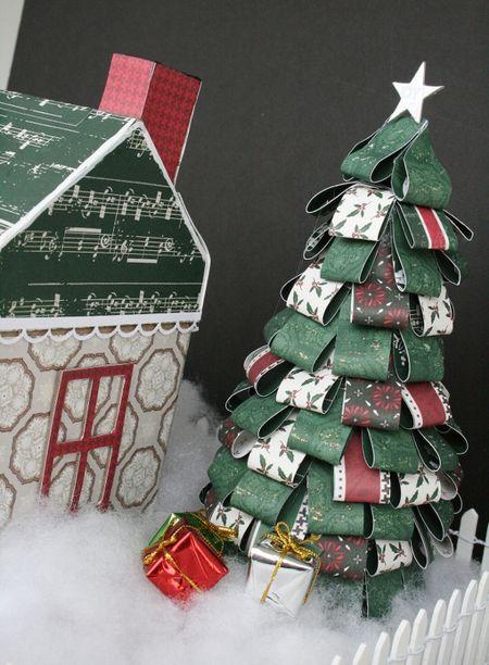 WendyAntenucci_Christmas Village_detail2