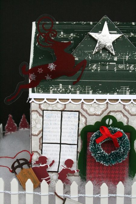WendyAntenucci_Christmas Village_detail1