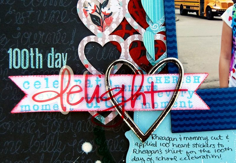 100th day delight title